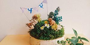 EVENT&WORKSHOP – 青のホリデー  — 2014.7.5